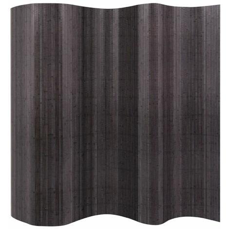 "main image of ""Room Divider Bamboo Grey 250x165 cm"""