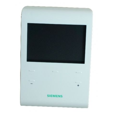 Room thermostat 230v - SIEMENS : RDE100