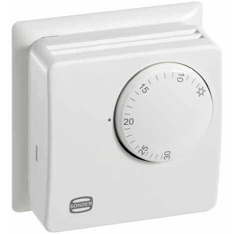 """main image of """"Room Thermostat Ta-3002 Sonder Heating Cooling"""""""
