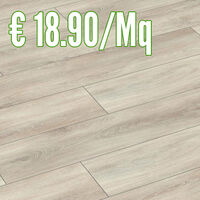 Rooms ROVERE GREY 818 pavimento Laminato AC5 8 mm - Onlywood