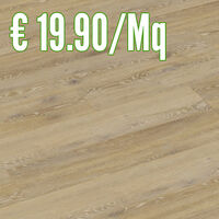 Rooms ROVERE NATURALE VINTAGE 813 pavimento Laminato AC5 8 mm - Onlywood
