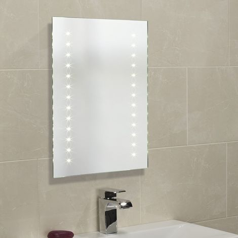 Roper Rhodes Atom LED Illuminated Mirror 600mm x 450mm