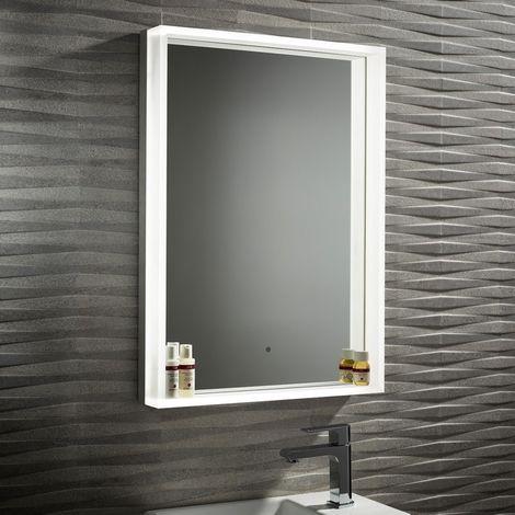 Roper Rhodes Aura Illuminated Framed Mirror 700mm x 500mm