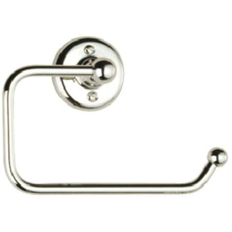 Roper Rhodes Avening Chrome Plated Brass Toilet Roll Holder