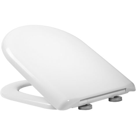 Roper Rhodes D Shaped Replacement Toilet Seat - Vitra S50 Villeroy & Boch Pura