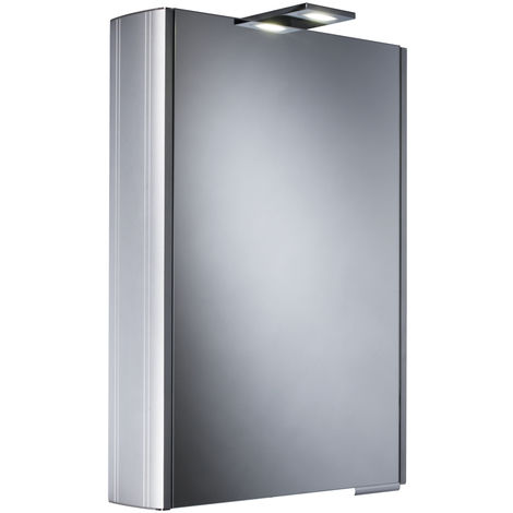 Roper Rhodes Fever Single Heated Door Lit Cabinet 700mm x 515mm