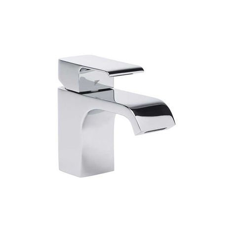 Roper Rhodes Hydra Basin Mixer With Click Waste Chrome 157mm x 50mm