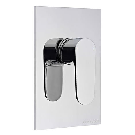 Roper Rhodes Image Manual Shower Valve Chrome 192mm x 132mm