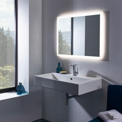 Roper Rhodes Intense Illuminated Mirror 800mm x 600mm