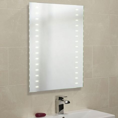 Roper Rhodes Pulse LED Illuminated Mirror 800mm x 600mm