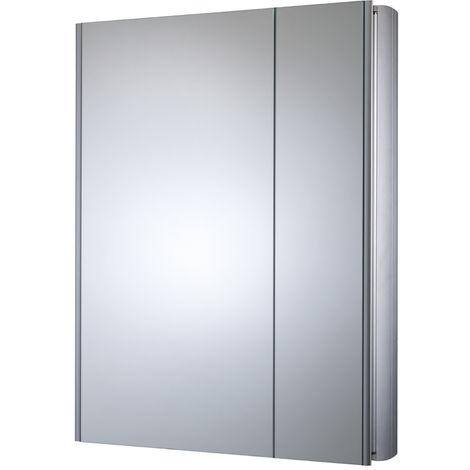 Roper Rhodes Refine Slimline Double Door Cabinet No Electrics 700mm x 615mm