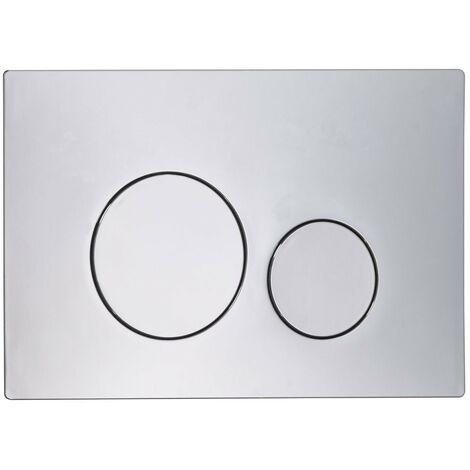 Roper Rhodes Rondo Dual Flush Plate Button Chrome For TR9001 TR9002 TR9009