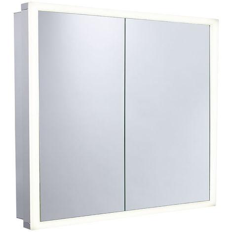 Roper Rhodes Roper Rhodes Extend Double Door Recessed Cabinet 700mm x 1000mm