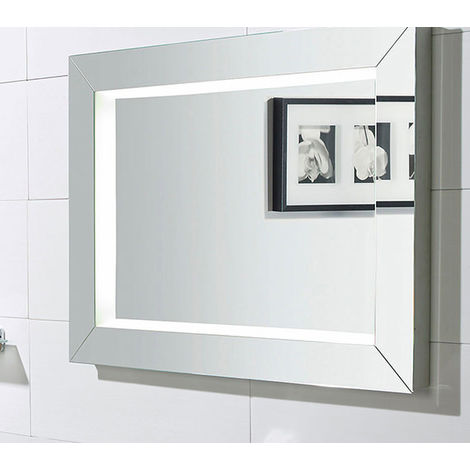 Roper Rhodes Sense Fluorescent Mirror 800mm x 600mm