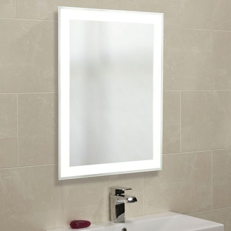 Roper Rhodes Status Tapered Body Backlit Mirror 800mm x 600mm