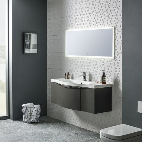 Roper Rhodes Ultra Slim Mirror 500mm x 1200mm