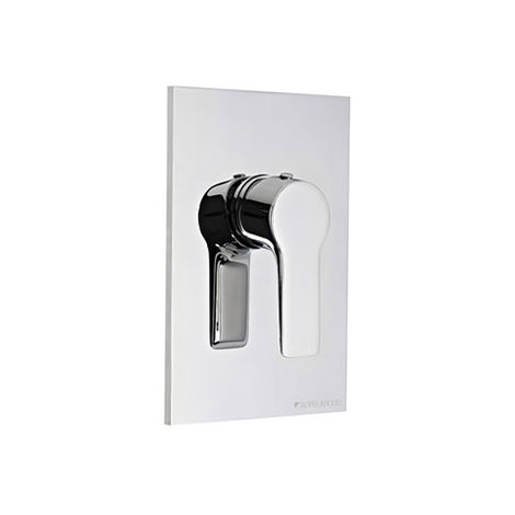Roper Rhodes Vigour Manual Shower Valve With Diverter Chrome 192mm x 132mm
