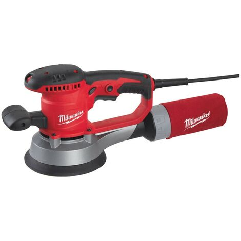 "Milwaukee M18 18V 5/"" 125mm Random Orbital Palm Hand Sander M18BOS125-0 Body Only"