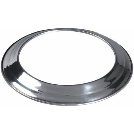 Rosace aluminium O125