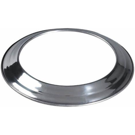 Rosace aluminium O153