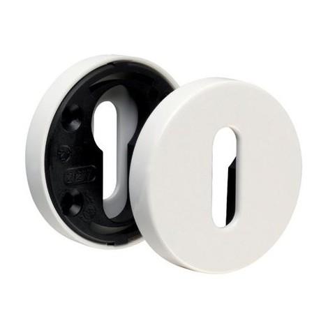Rosace blanche pour Arcolor 232 et 710 (la paire) Vachette
