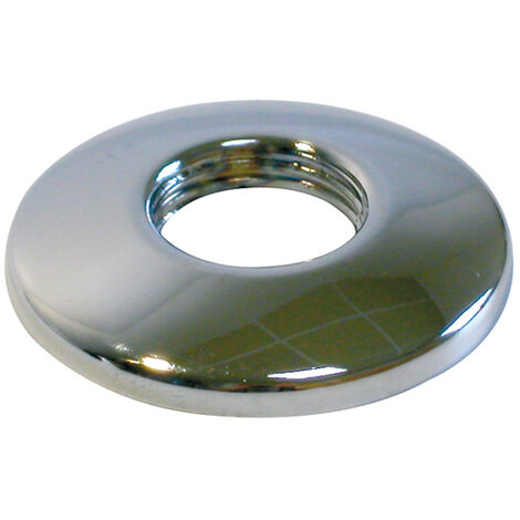 Rosace bombée à visser - Diamètre 3/8 - diam. Ext. 40 - hauteur 6 mm - à l'unité