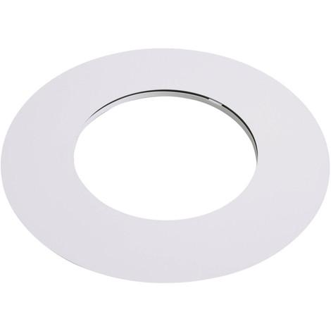 Rosace de finition edp 155-230 blanc