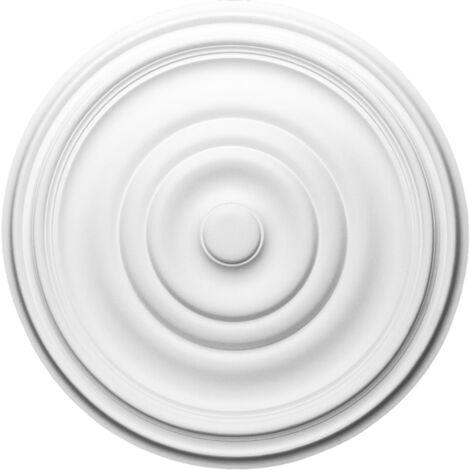 Rosace décoration de plafond Orac Decor Luxxus R09 ø 48.5cm - tubedecolle : Sans tube de colle