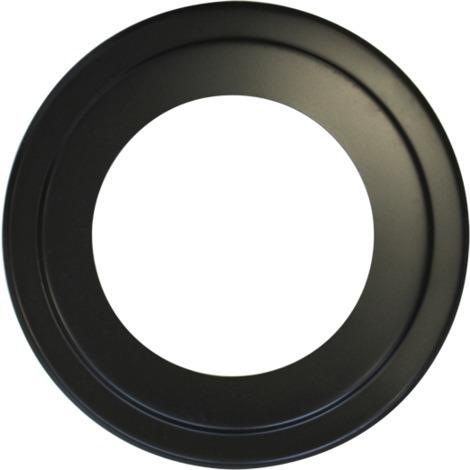 Rosace noir - Ø 150