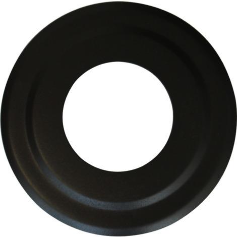 Rosace noir - Ø 80