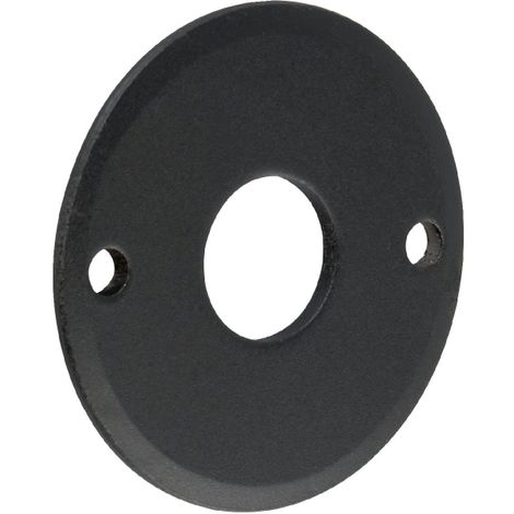 Rosace noire (l'unité) Brionne
