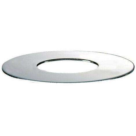 Rosaces plates diametre 65 , DELABIE ,(lot de 2) Ref : 292065.2P