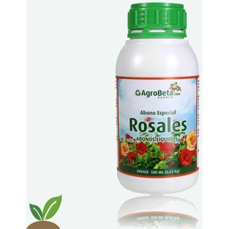 ROSALES 500ML - ABONO LÍQUIDO ESPECIAL