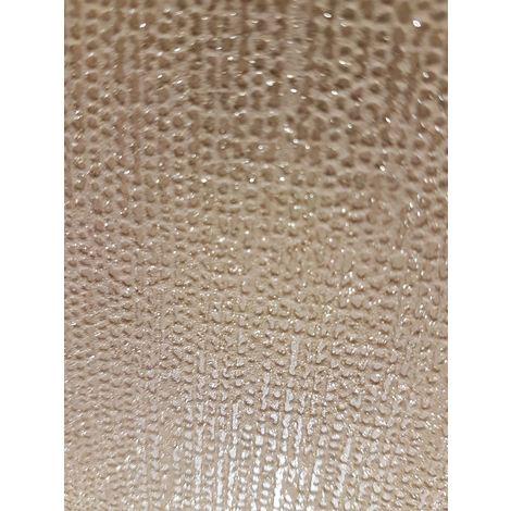 Rose Gold Jewel Glitter Textured Vinyl Wallpaper Embossed Modern Feature Wall