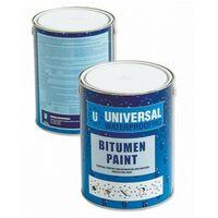 Rose Roofing BPAINT5 Bitumen Paint Black 5 Litre