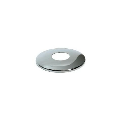 Rosette chrom 1/2 X 5 mm