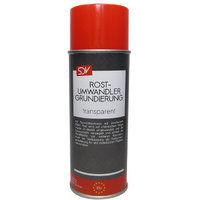 ROSTUMWANDLER Spray 400ml Epoxy Rostsanierer Grundierer + Umwandler in EINEM