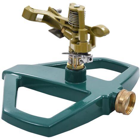Rotary Sprinkler Green 21x22x13 cm Metal