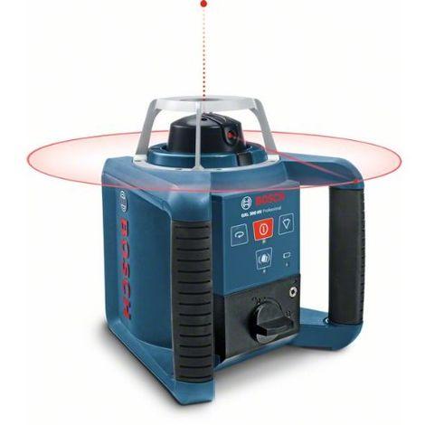 Rotationslaser GRL 300 HV, mit RC 1, WM 4, LR 1, BT 300 HD und GR 240