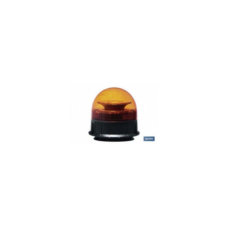 Luz led estacionaria intermitente imantornillo 1224v
