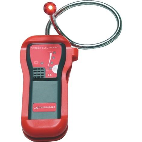 Rothenberger Appareil de fuite ortungs rotest Electronic 3, 1 pièce, 66080