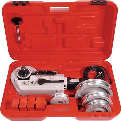 ROTHENBERGER Cintreuse électrique Set ROBEND® 4000 15-18-18-22-28 mm Rothenberger