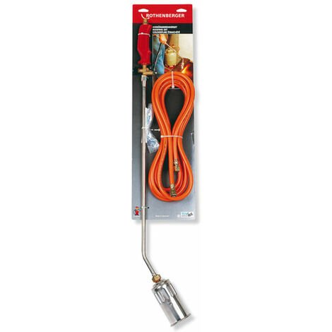 Rothenberger Contractors Roofing Blow Torch Set - Type