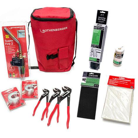 Rothenberger Hot Bag - SPK Plier Kit - SPK Kit