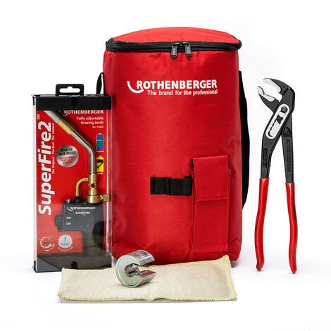 Rothenberger Hot Bag - Starter Kit - Starter Kit