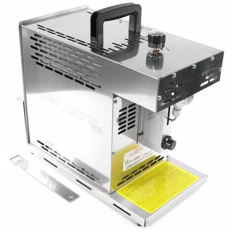 Rothenberger Industrial Barbecue à gaz haute performance acier inoxydable 800 °C ( 1500003455 ) Gril à gaz à chaleur supérieure mobile
