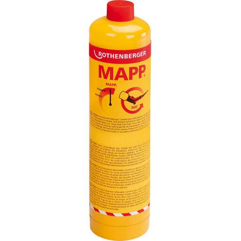 ROTHENBERGER Kartusche 788ml Mapp A Propylen