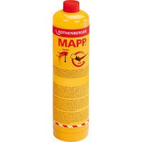 ROTHENBERGER Kartusche 788ml Mapp A Propylen