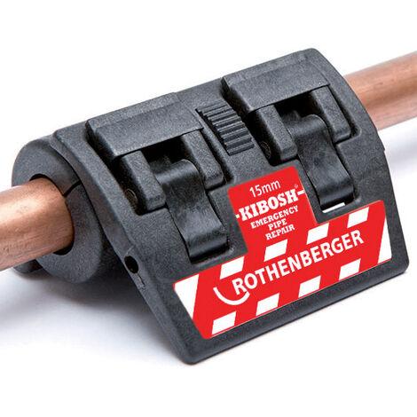 Rothenberger Kibosh Emergency Pipe Repair