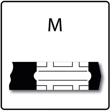 Rothenberger Mâchoire de presse Standard M12 pour machines à presser ROMAX 4000 ( 015101X )